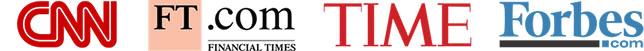 logotipos de medios